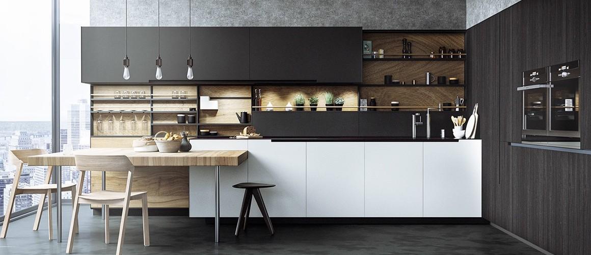 Modern Parapan Kitchen