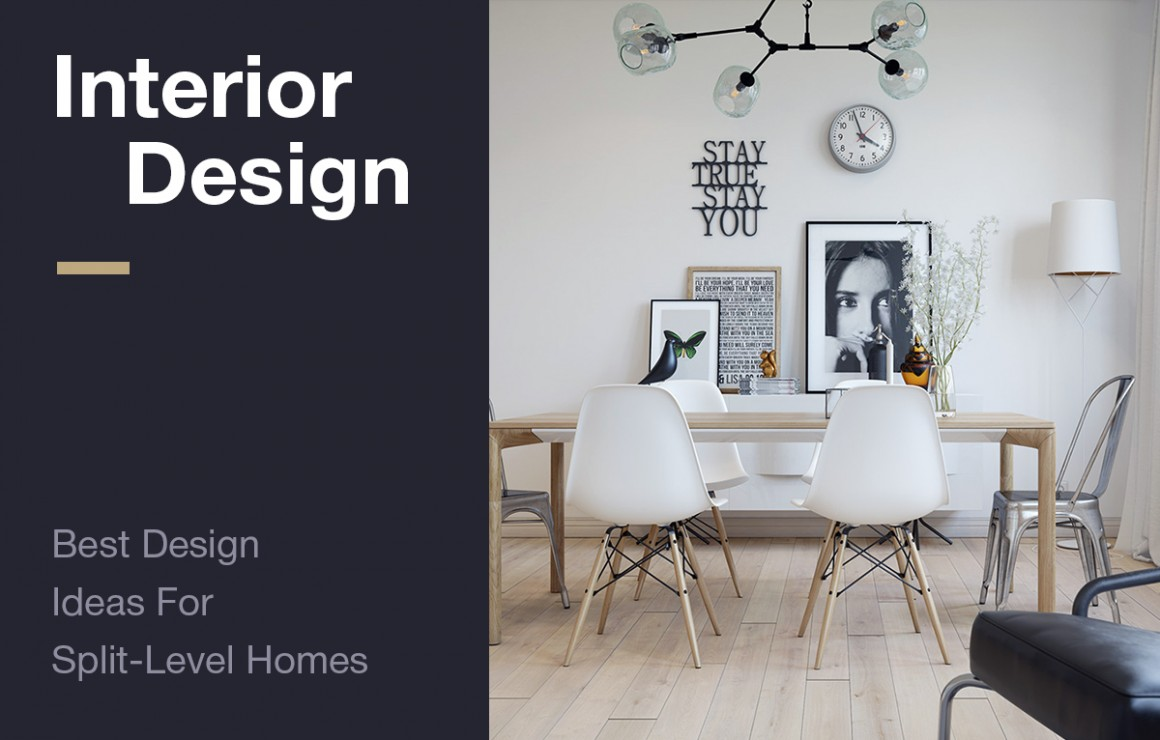 Interior Design: Best Design  Ideas For  Split-Level Homes