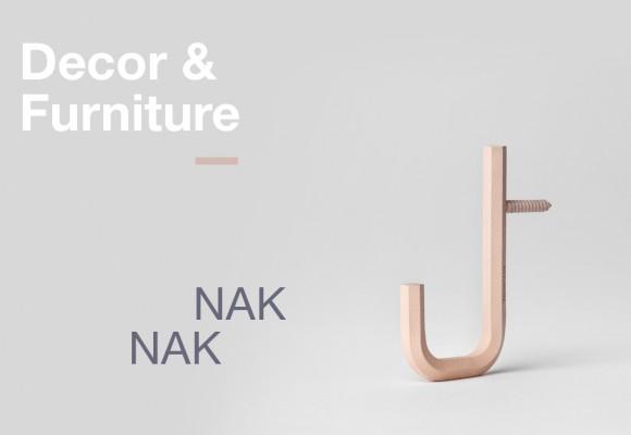 Decor &  Furniture: NAKNAK